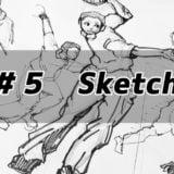 #5 Sketchボウリング漫画