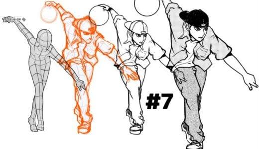 #7 3Dポーズを使いこなしてボウリングシーンを攻略せよ!